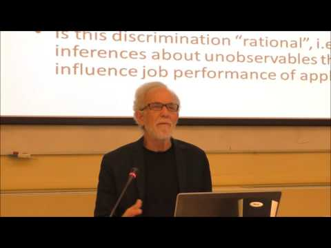 Max Weber Occasional Talk by David Laitin (Stanford University), Fiesole 21 January 2016