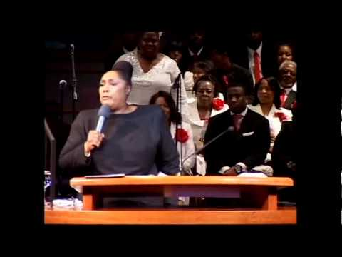 2012 Cincinnati Citywide Pentecost! Dr. Carolyn Showell (This and That pt. 1)