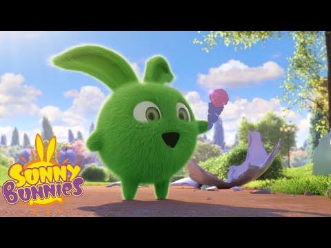 Cartoons For Children | SUNNY BUNNIES - BIG ICE CREAM FOR A LITTLE BUNNY | NEW SEASON