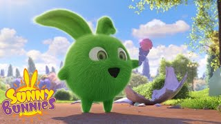 Cartoons For Children | SUNNY BUNNIES - BIG ICE CREAM FOR A LITTLE BUNNY | NEW SEASON