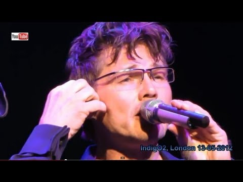 Morten Harket live - Out of Blue Comes Green (HD) - IndigO2, London - 13-05-2012