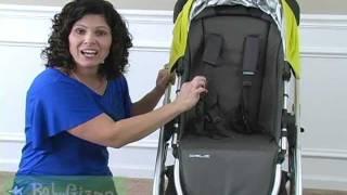 Baby Gizmo UPPAbaby Cruz Stroller Video Review