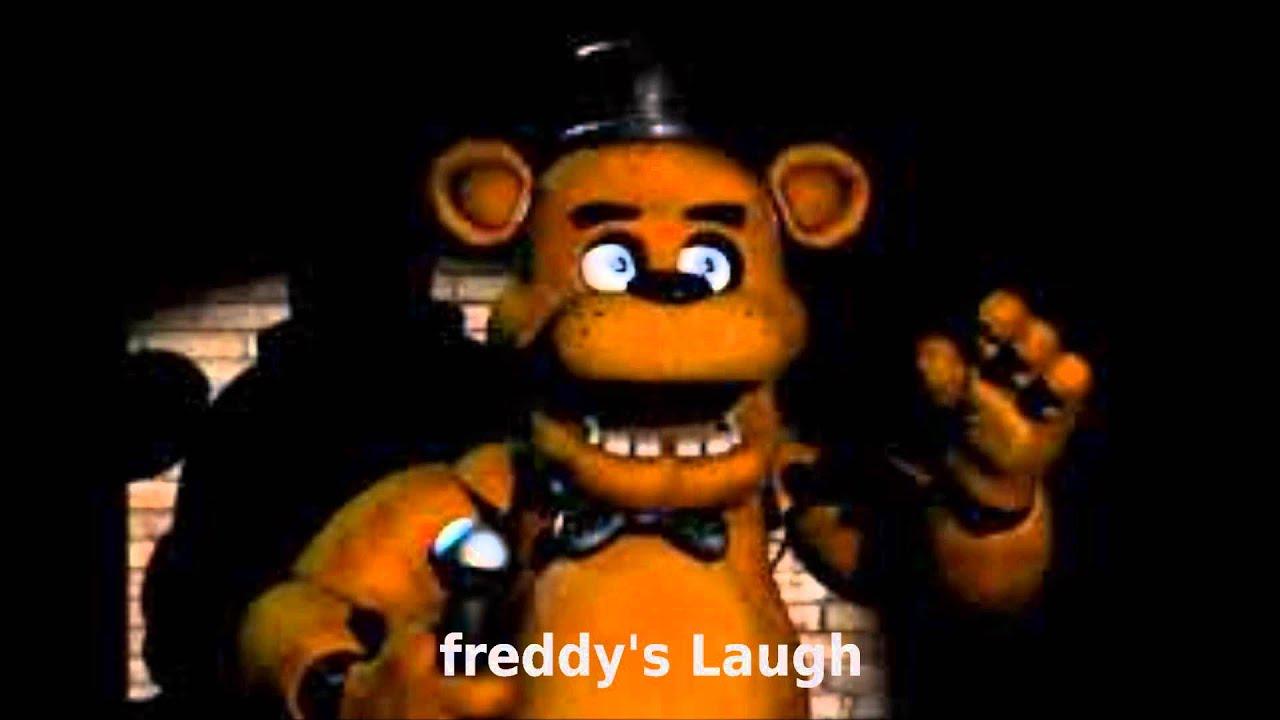 Fnaf freddy s laugh youtube