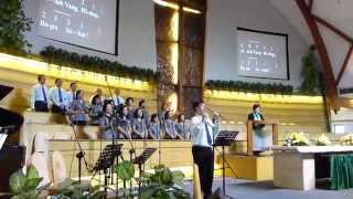 Nyanyian Jemaat (KJ 1, NKB 181A) & Votum - GKI Surya Utama. Mp3