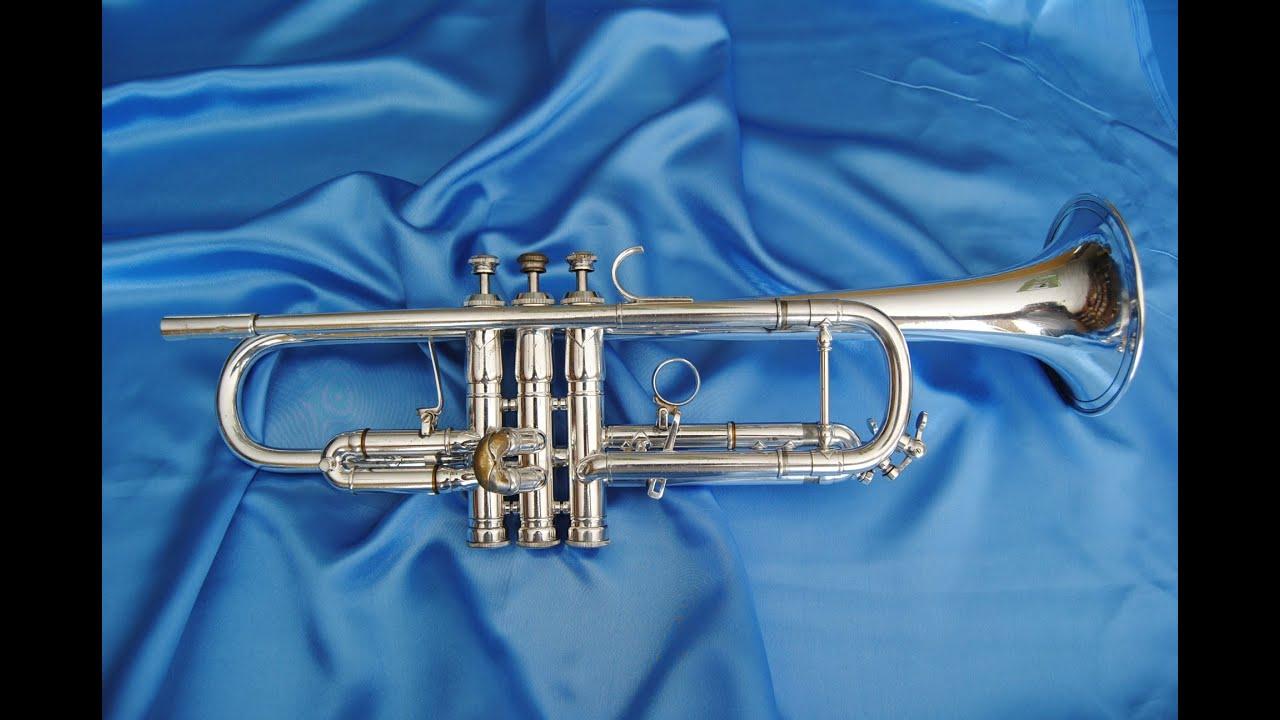 vintage bundy trumpet review