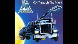 DEF LEPPARD ARMAGEDDON IT(STUDIO VERSION),lyrics HQ