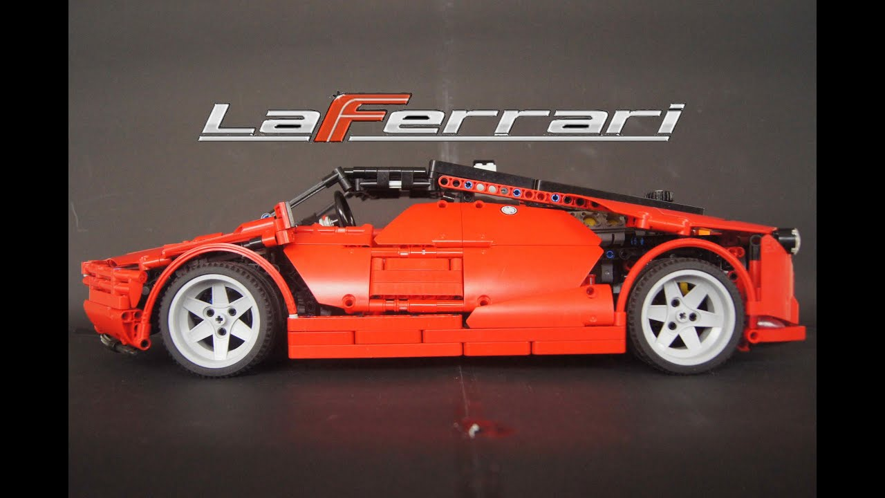 Image Result For Ferrari Lego Car