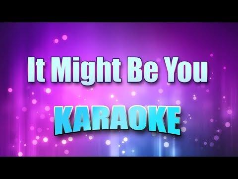Bishop, Stephen - It Might Be You (Karaoke & Lyrics)