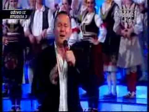 Bane Sevic i Orkestar Mise Mijatovica - Mnogo sam te zavoleo - Happy TV - UZIVO