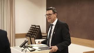 Dr. Andreas Tiedtke: Menschliches Zusammenleben