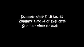 Vybz Kartel - Summer 16 Lyrics ( On Screen ) New Dancehall May 2016