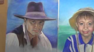 Как научиться быстро рисовать портрет, Выездной семинар с Татьяной Артыковой(http://risuemvmeste.com/?page_selling=timonino., 2016-03-31T21:25:27.000Z)