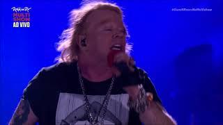 Guns N' Roses - Double Talkin' Jive (Live RIR 2017)