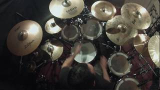 system of a down b y o b drum cover cristian vallejo