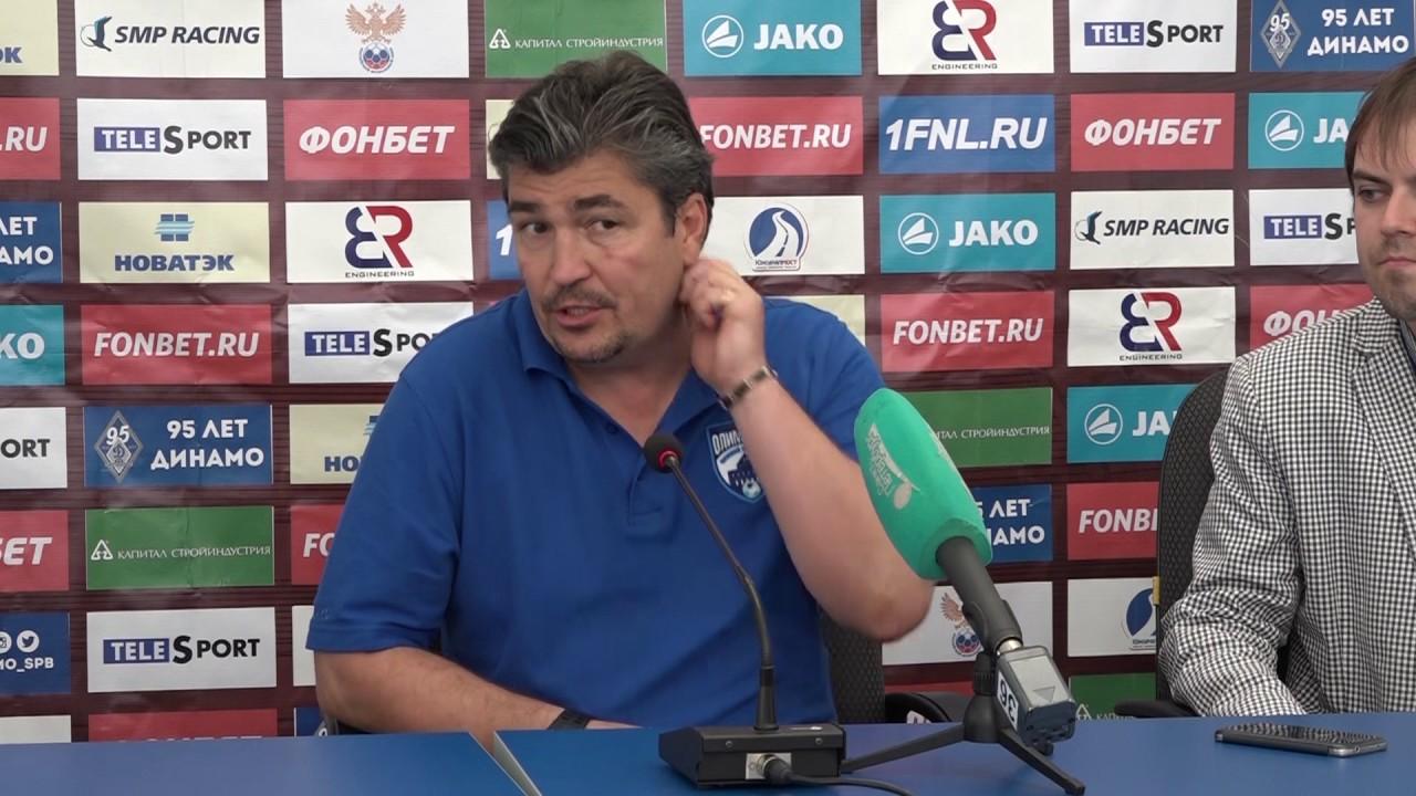Динамо Санкт-Петербург - Олимпиец 3:1 видео