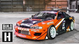 750hp 2JZ Nissan S14 Goes Hard as Hell on our First 'On The Road' Episode: TEXAS