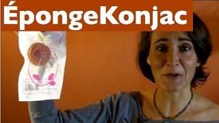 Éponge Konjac : étrange et fantastique ! Le secret belle peau des Japonaises... Thumbnail