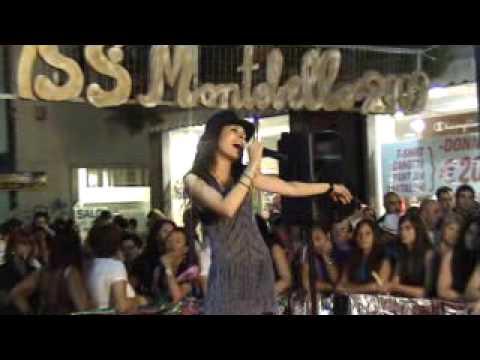 Cristiana Merendi interpreta Mina in