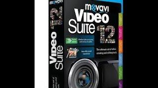 Скачать Movavi Video Suite 12 лечение активация