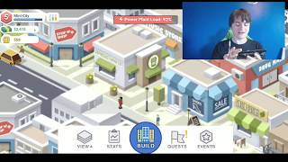 Pocket City Walkthrough On EXPERT #1 - HARDEST DIFFICULTY