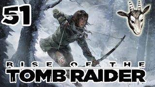 """#51 ● Ballern wir etwas rum ● """"Rise of the Tomb Raider"""" [BLIND]"""