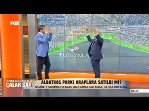 ALBATROS PARKI SATILMADI