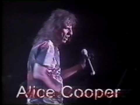 ALICE COOPER - Live Buenos Aires 1995
