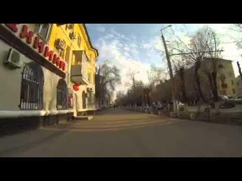 Актобе. Вело-прогулка по парку им. Пушкина.