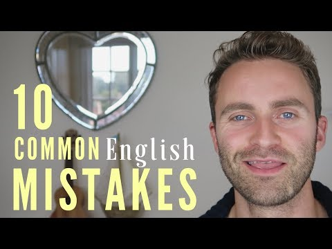10 Common Mistakes English Students Make