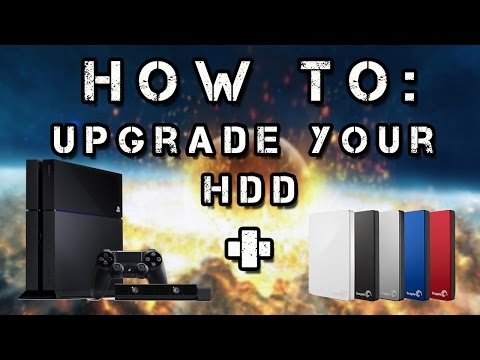 How To Upgrade Your PS4's HDD Using A 2TB Seagate External