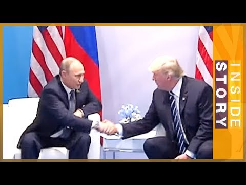 Inside Story - What do Trump and Putin want from each other?