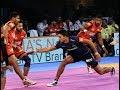 Pro Kabaddi 2018 Highlights | Bengaluru Bulls v Haryana Steelers | Hindi