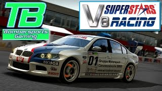 Bombersports Plays: Superstars V8 Racing (PS3, 2009)