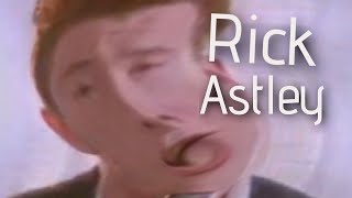 Never Gonna Give You Up but HE GIVES YOU UP | Rick Astley