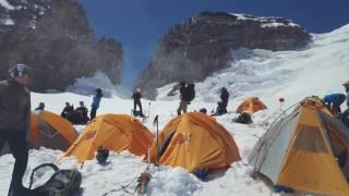 Mt. Rainier Summit - 05 22 2016 - Dan & Jameson Nunney