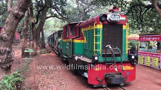 Matheran Hill Railway - Matheran Light Railway | NDM1A diesel locomotive