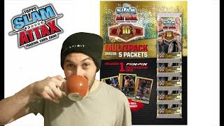 Topps WWE Slam Attax Multi Pack Opening Video