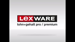 Lohnsteuer-Bescheinigung (LStB) im ELSTER-Verfahren übertragen in Lexware lohn+gehalt pro/premium