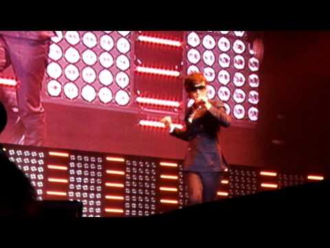 111023 - Breaka Shaka - Kangta - SMTown Live In NYC