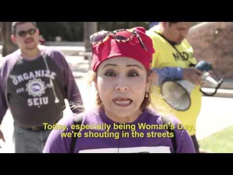 Immigrant Women Janitors Say Ya Basta!