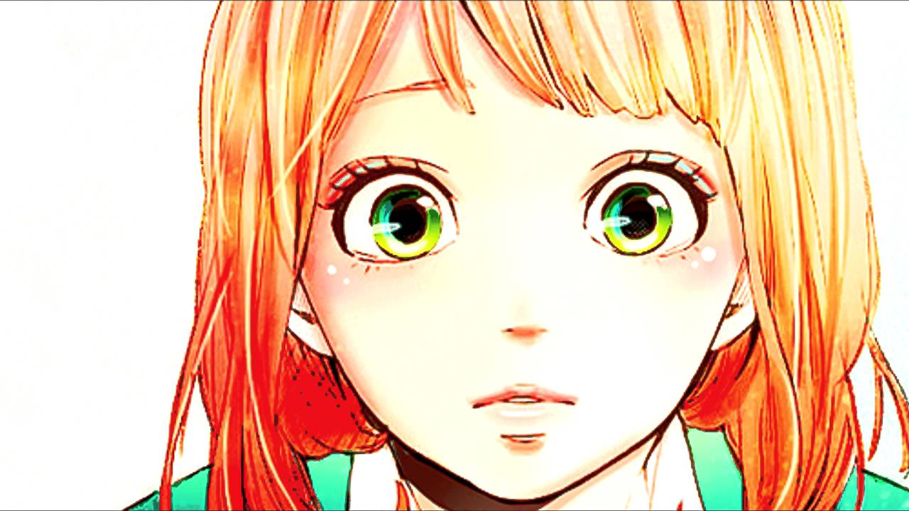 Image result for orange manga