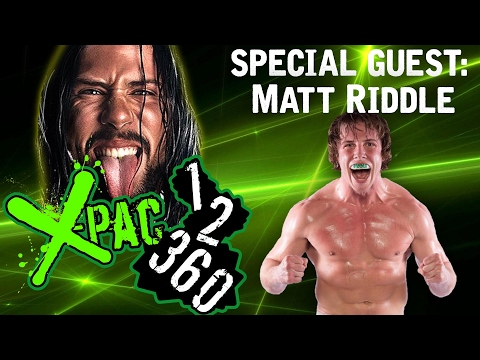 Matt Riddle Sits Down With X-Pac - AfterBuzz TV's X-Pac 12360 Ep. #24