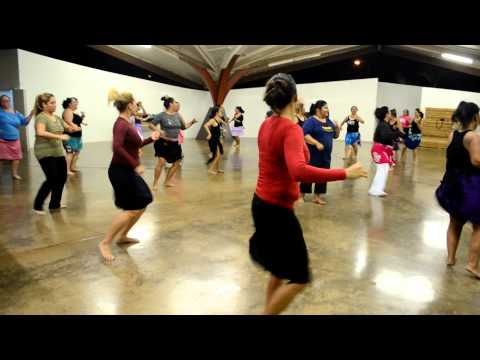Hot Hula Master Class, Siva Battle! Pearl city, hawaii