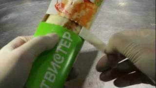Твистер из Ростикс KFC (KFC Twister wrap)