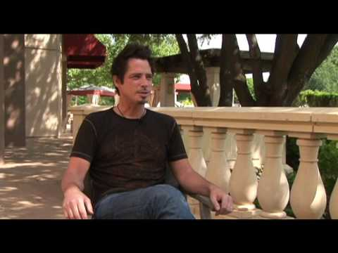 Chris Cornell Interview Part 1