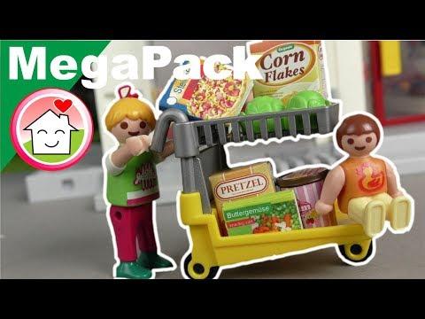 التسوق مع عائلة عمر - ميجا فيديو بلاي موبيل - عائلة عمر - أفلام بلاي