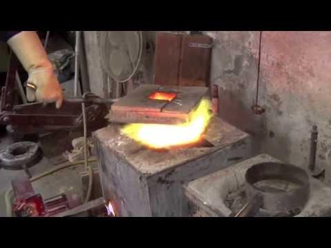 Come costruire una fornace per fondere metalli doovi for Rame vs cpvc per linee d acqua