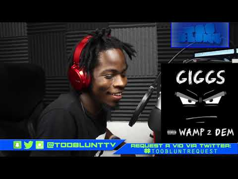 Giggs x Popcaan- Times Tickin (WAMP 2 DEM REACTION) #4