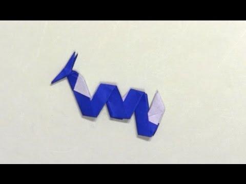 折り 折り紙 折り紙ドラゴンの作り方 : recruit-box.net