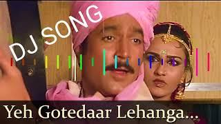 Ye Gotedar Lehenga niklu Jab Daal ke Hits Dj Remix Song DJ abdesh Raj MALAWNI